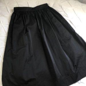 Beats Black Skater Skirt